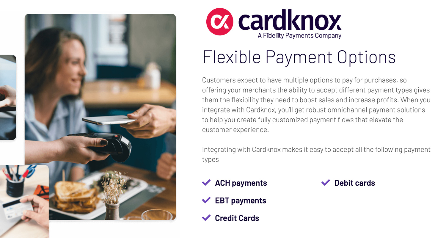 Cardnox eCommerce payments
